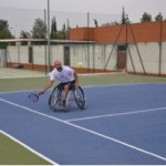 Trofeo tenis adaptado