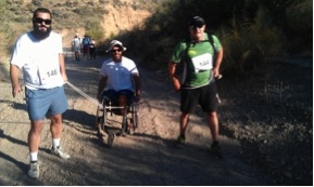 II Trail Ruta de los Badlands