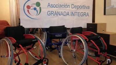 Nuevas sillas de ruedas