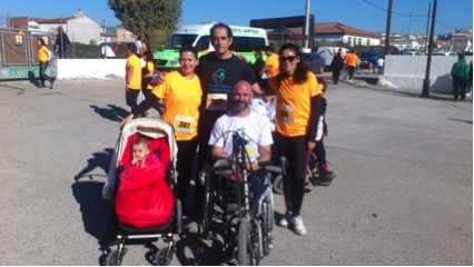 II Carrera solidaria Fegradi