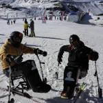 esqui deporte adaptado