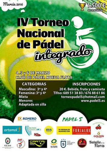 IV Trofeo de Padel Murcia