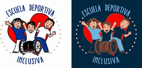 Escuela deportiva inclusiva